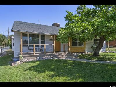 Holladay Single Family Home For Sale: 2761 E Delsa Dr
