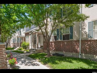 Logan Townhouse For Sale: 1030 N 130 W #102