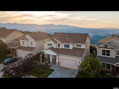 Draper Single Family Home For Sale: 1799 E Auburn Ridge Ln