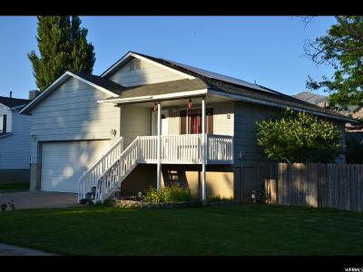 North Logan Single Family Home For Sale: 2670 N 230 E
