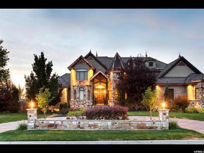 Mapleton Single Family Home For Sale: 753 E Sierra View Dr