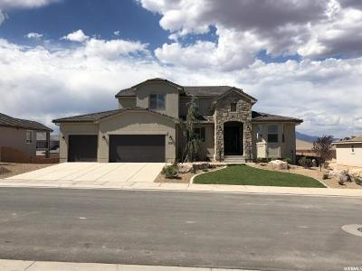 St. George Single Family Home For Sale: 3157 E 2890 S