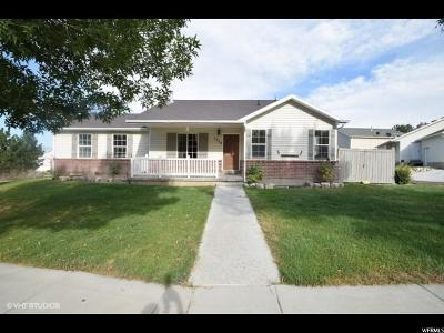 Eagle Mountain Single Family Home For Sale: 7778 N Windhover Rd