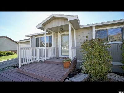 Midway Single Family Home For Sale: 48 E 400 N