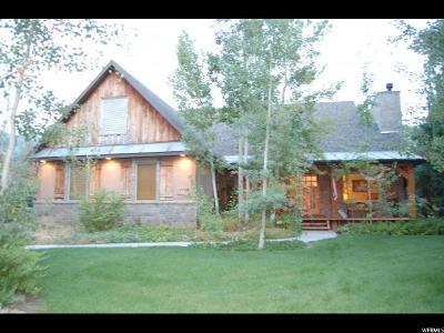 Mapleton Single Family Home For Sale: 1675 W 1600 N