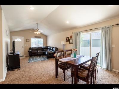 Spanish Fork Single Family Home For Sale: 1318 S 1340 E