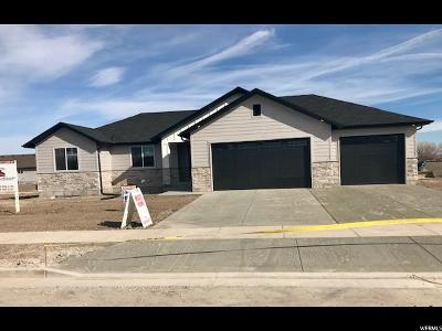 Tooele County Single Family Home For Sale: 523 E Fiona Cir #10