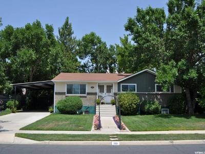 Spanish Fork Single Family Home For Sale: 1213 E 600 S