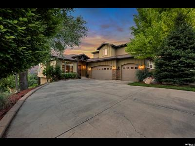 Holladay Single Family Home For Sale: 4910 S Stone Pine Ln