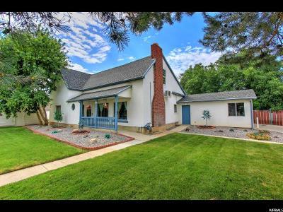 Mapleton Single Family Home For Sale: 1095 W 2000 N