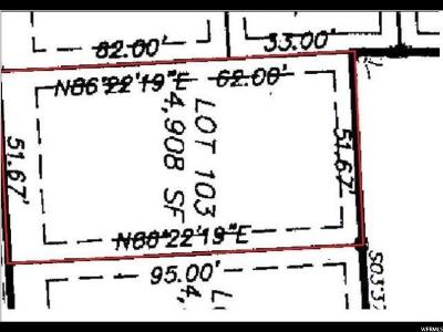 Logan Residential Lots & Land For Sale: 2146 S 1450 W