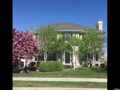 Draper Single Family Home For Sale: 13752 S Vestry Rd E