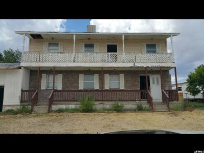 Castle Dale UT Single Family Home For Sale: $120,000