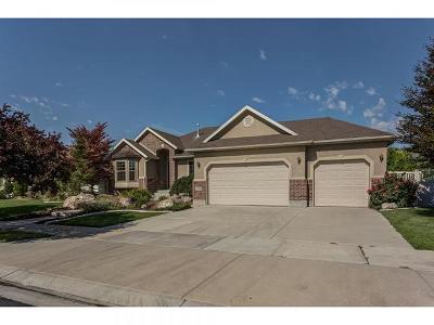 Draper Single Family Home For Sale: 13308 S Cherry Crest Dr E