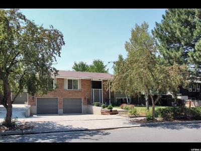 Murray Single Family Home For Sale: 6164 S Mount Vernon