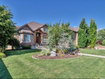 Lehi Single Family Home For Sale: 1265 E 2250 N