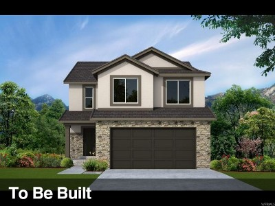 Herriman Single Family Home For Sale: 14867 S Beckenbauer Ave #333