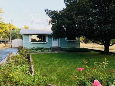Draper Single Family Home For Sale: 13040 S 1300 E