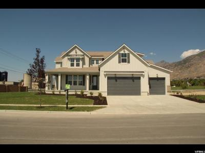 Pleasant Grove Single Family Home For Sale: 882 W 3100 N #101