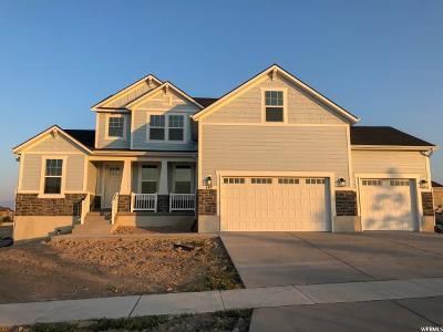 Saratoga Springs Single Family Home For Sale: 147 E Wayside Dr #102