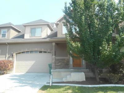 Murray Townhouse For Sale: 1276 W Tripp View Ln #18