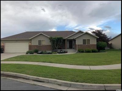 Nibley Single Family Home For Sale: 915 Garden Cir