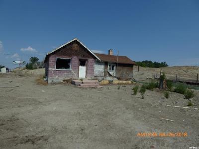 Wellington UT Single Family Home For Sale: $19,000