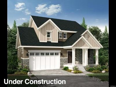 Mapleton Single Family Home For Sale: 1019 S Yarrow Dr E