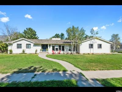 Highland Single Family Home For Sale: 10584 N 5370 W