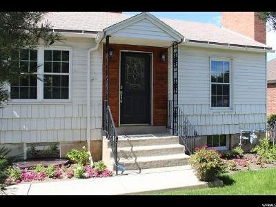 Single Family Home For Sale: 128 S 300 E