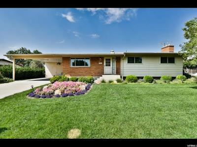 Orem Single Family Home For Sale: 261 E 230 S