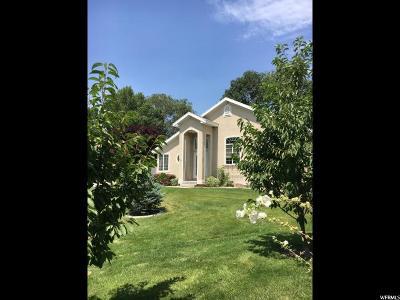 Saratoga Springs Single Family Home For Sale: 406 E Marina
