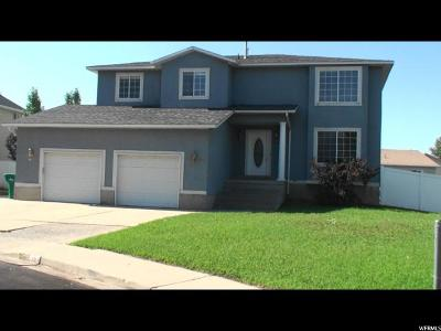 Orem Single Family Home For Sale: 49 W 990 N