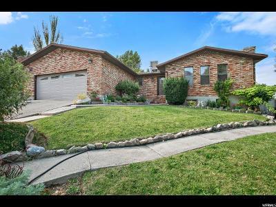 Pleasant Grove Single Family Home For Sale: 1440 E 140 S
