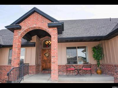 Nibley Single Family Home For Sale: 3340 S 600 W