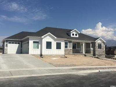 Lehi Single Family Home For Sale: 124 W 1000 S