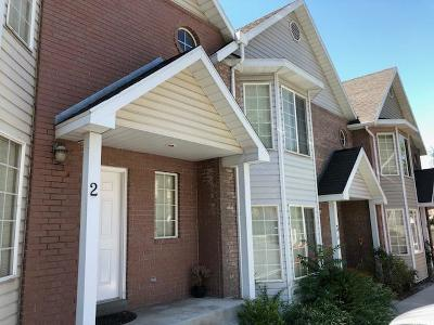 Provo Townhouse For Sale: 2058 S California Ave #2