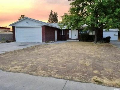 Orem Multi Family Home For Sale: 415 E 1070 S