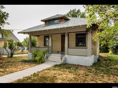 Richmond Single Family Home For Sale: 134 S State St