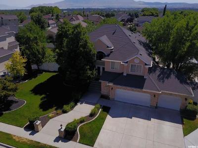 Lehi Single Family Home For Sale: 2439 Eaglecrest Dr