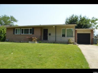 American Fork Single Family Home For Sale: 822 N 100 E