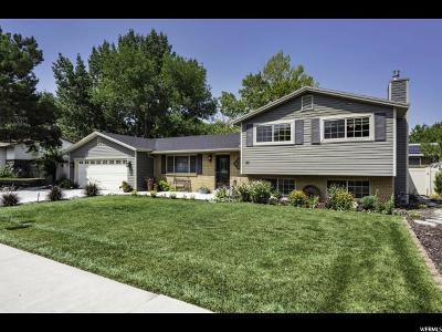 American Fork Single Family Home For Sale: 37 N 775 E