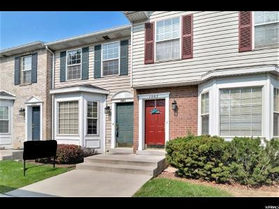 Provo Townhouse For Sale: 1085 Eastgate