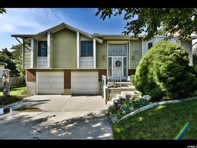 Sandy Single Family Home For Sale: 1207 E 8320 S