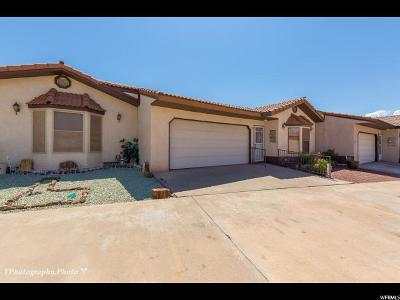 St. George Single Family Home For Sale: 1331 N Dixie Dr #110