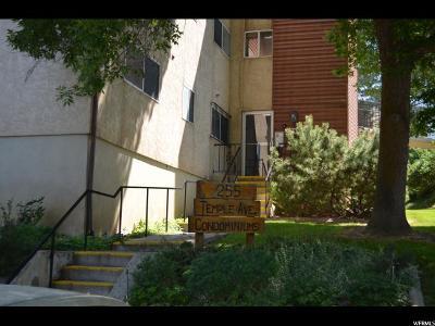 Logan Condo For Sale: 255 N Temple Ave. Ave E #7