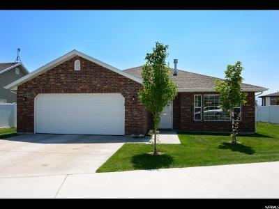 Hyrum Single Family Home For Sale: 631 W 60 N