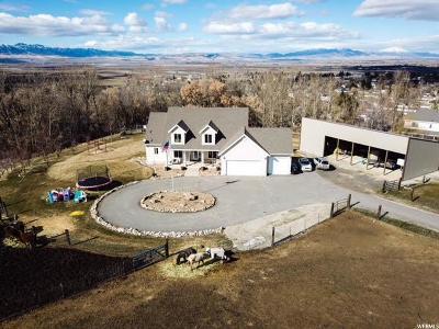 Richmond Single Family Home For Sale: 450 S 250 E