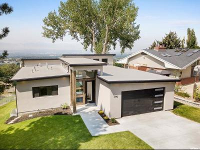 Salt Lake City Single Family Home For Sale: 3442 Crestwood Dr