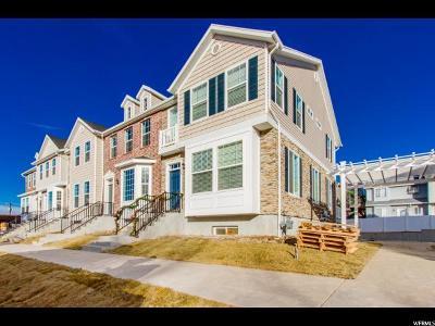 Provo Townhouse For Sale: 921 E 1140 S